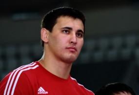 Кыргызстандык балбан жана Олимпиада катышуучусу Айаал Лазерев эскертүү алды