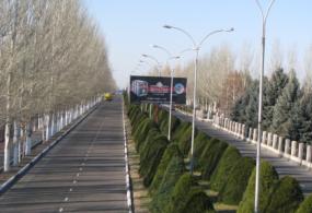 """Бишкек – """"Манас"""" аэропорту жолу 20-августта толук кандуу кыймылга ачылат"""
