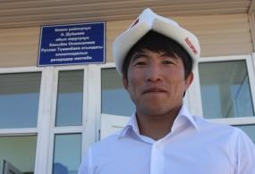 Бээжин Олимпиадасында күмүш байгеден ажыратылган балбандын медалы Руслан Түмөнбаевге өткөн жок