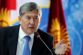 Кыргызстан чет жактан карыз алуусун улантышы керек