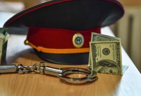 Кайгуул милициясынын кызматкери 3 миң сом пара үчүн 2 миллион сом айып төлөйт