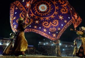 Дүйнөлүк көчмөндөр оюндарынын ачылыш аземине бардык билеттер сатыктан кетти
