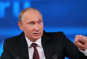 """Владимир Путин митинг катышуучуларын """"мыйзам бузуучулар"""" деп атады"""