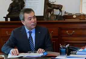 Калыкбек Султанбаев президент Алмазбек Атамбаевдин кеңешчиси болуп дайындалды