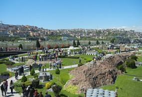 Стамбулда Манас баатырдын айкели коюлуучу жер бөлүндү