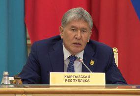Кыргызстандык картөшкөнүн Казакстанга экспорту маселеси Астанада өткөн ЕврАзЭСтин кеңешинин отурумунда көтөрүлдү