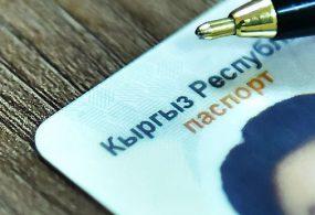 Сузак районунун каттоо кызматынын өкүлдөрү адам өлтүрүү үчүн издөөгө салынган чет элдикке паспорт беришкен