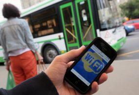 Бишкектин коомдук транспортунда акысыз интернет байланыш орнотулууда