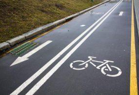 Бишкекте велосипедчендерге атайын жолчолор пайда болот