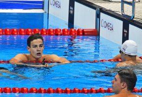 Кыргызстандык Денис Петрашов сууда сүзүү боюнча Азия чемпиону болду