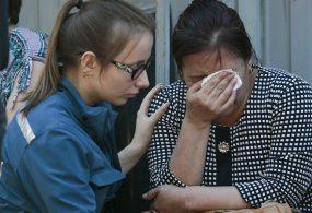 Москвадагы өрттөлүп кеткен басмаканада кыргызстандык айымдар мыйзамдуу иштечү