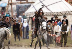 Экинчи дүйнөлүк көчмөндөр оюндарында Кыргызстан курамасы медалдык зачетто 6-орундан үчүнчүгө көтөрүлдү