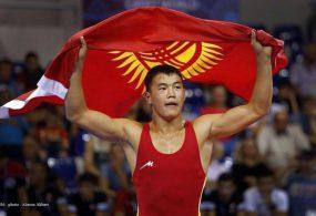 Кыргызстандык Акжол Махмудов грек-рим күрөшү боюнча дүйнө чемпиону болду