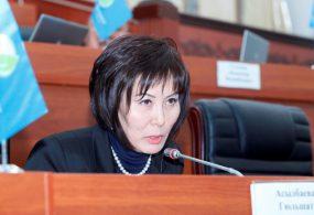 """Жогорку Кеңештин депутаты Кыргызстанда 9 миң сомдук айлыкты """"күмөн жаратарлык маалымат"""" деп баалады"""