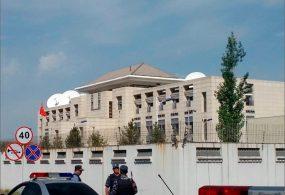 Бишкектеги Кытай элчилигинде терракт уюштурууга шектелген адам үй камагына чыгарылды