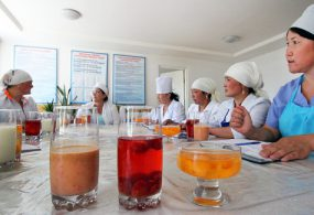 Ашпозчу – Бишкектеги эң популярдуу кесип