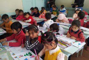 Бишкекте мектеп окуучуларынын саны жыл сайын 10 миң балага өсүүдө