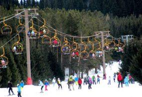 Өлкөнүн тоо-лыжа базаларында бир суткалык эс алуу 4 миңден сомдон жогору турат