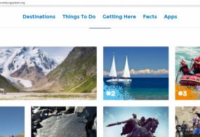 Кыргызстандын туристтик-өлкөлүк сайты кайра иштелип чыгат