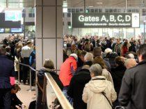 Из-за забастовки секьюрити в Германии отменены сотни рейсов