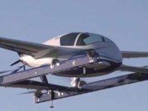 Boeing провела испытания беспилотного аэротакси