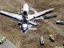 При крушении Boeing 707 в Иране из всех людей на борту выжил только один
