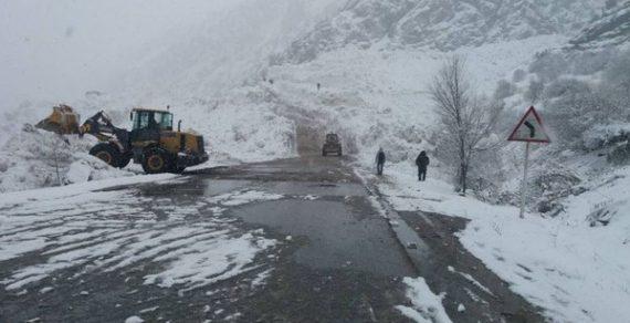 Автодорога Сары-Таш – Кызыл-Арт – Мургаб открыта для проезда
