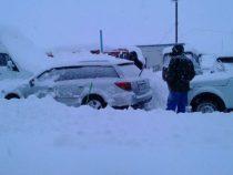 В Чаткальском районе открыли все дороги