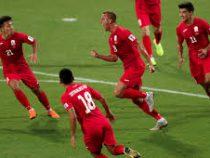 Определились все пары 1/8 финала Кубка Азии-2019 по футболу