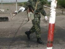 В Таласской области пограничники застрелили нарушителя границы