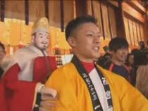 «Забег счастливчиков» состоялся в Японии