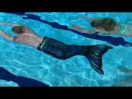 В Финляндии обычный бассейн превратили в «Школу для русалок»