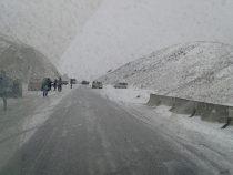 В горных районах республики сохраняется угроза схода лавин