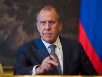 Глава МИД России Сергей Лавров приедет в Кыргызстан