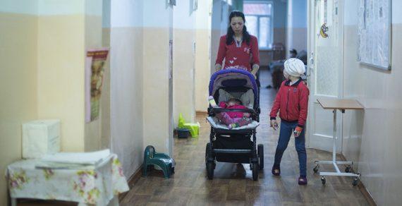 Строительство нового здания детской онкологии планируется завершить в этом году