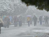 31 января в Кыргызстане ожидается снег