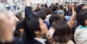 В Японии нашли способ борьбы с часом пик