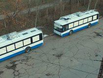 Прибытие новых троллейбусов в Бишкек ожидается весной