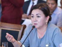 Вице-мэр Бишкека Асель Куламбаева подала в отставку