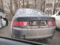 ГУОБДД проводит рейды по выявлению авто со скрытыми госномерами