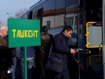 Минтранс: Автобус Бишкек – Ташкент не пропустили на казахстанско-узбекской границе