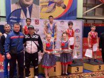 Шесть медалей выиграли кыргызстанцы натурнире погреко-римской борьбе