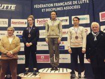 Айсулуу Тыныбекова выиграла золото натурнире поженской борьбе