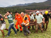 Прорыв дамбы в Бразилии. Число погибших выросло до 179 человек