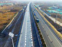 Минтранс проводит паспортизацию дорог Кыргызстана