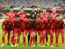 Сборная Кыргызстана по футболу потеряла четыре позиции в рейтинге ФИФА
