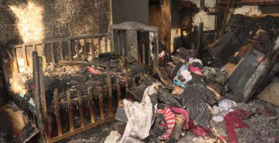В селе Таш-Добо сгорела времянка. Погибли двое детей