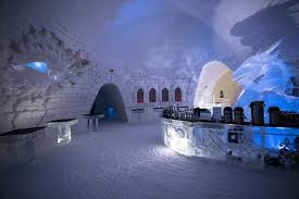 Ледяной отель по мотивам «Игры престолов» открылся в Лапландии