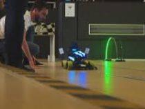Гонки автономных роботов прошли в Будапеште