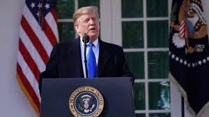 Президент США ввел чрезвычайное положение в стране